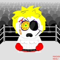 REQUEST FOR BOXINGGLOVEHANDS BJ AS A BOXER! by MAGANNEAL