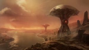 Red Planet by Phade01