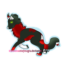 Fakemon RM: Leafpup by TheElementOfMagic