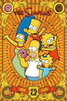 Simpsons 20th by DomNX
