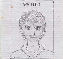 Wanted Weird Guy by Ted-Rockwell