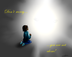 You are not alone by Syoshi