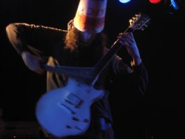 Buckethead and the Slingblade by Crandles
