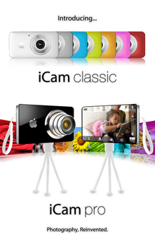 Apple Camera Concept by mlw05