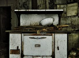 Kitchen Nightmare by nowhere-usa