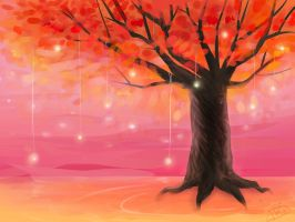 The Magic Tree by PrismSky
