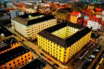 Copenhagen Above - Tilt Shift by WorldsInWorld