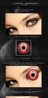 Tutorial Sharingan by noticias