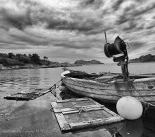 Fisherman's view. by TebPixels
