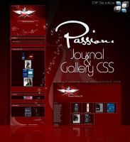 PASSION Journal + Gallery CSS by DigitalPhenom