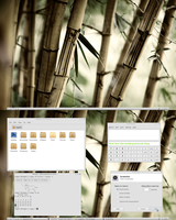 I love xfce4 panel. by theb4rd