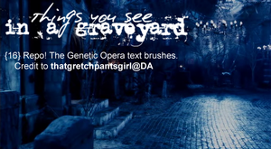 Repo Genetic Opera Brushes by thatgretchpantsgirl