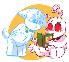 that is like SUCH a boring book! by snaximation