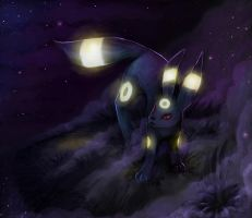 Umbreon by MightySnow