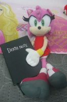 Amy and .... Death Note by heitor-jedi