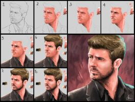 Robin Thicke - Step by step by WindCyclone