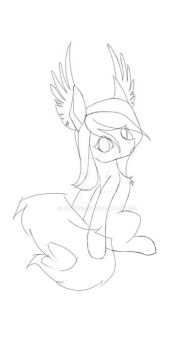 revise just line sketch by caoyeboby