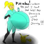 Pikachu To The Rescue by Metalforever