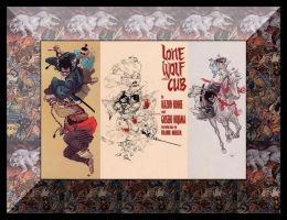Lone Wolf and Cub wallpaper 3 by SWFan1977