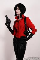 Ada Wong Resident Evil 6 by MasterCyclonis1
