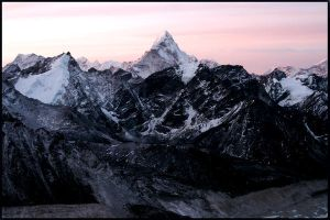 Himalayan Sunrise by Bex2007