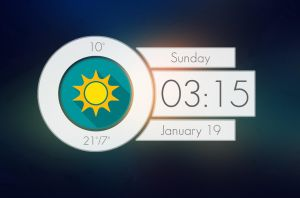 ShadowXW Widget HD 2 for xwidget by jimking