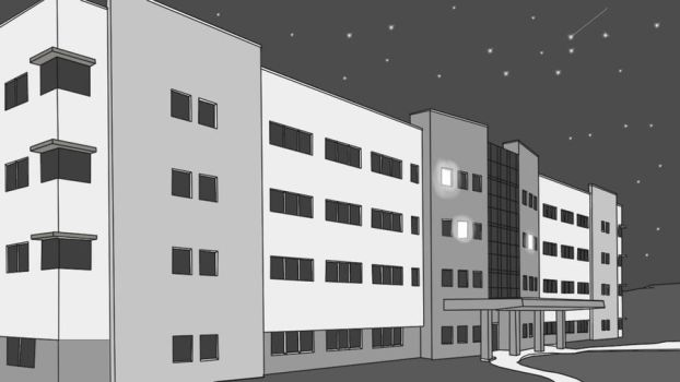 Building in Grayscale by Creativecodes