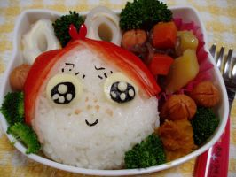Ruby Gloom lunch box by MHSU