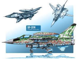 SF-374 by TheXHS