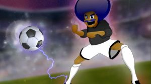 Mange Football Powerup by DarionLeigh