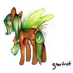 Reference MLP: Starfruit by aliasdefeat