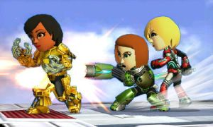 Totally Spies in Smash Bros 3DS by Badboylol