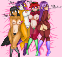 Royalty sexiness by A-wild-Ziggy
