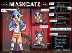 Maskcatz Reference - Newt by Sept-creature