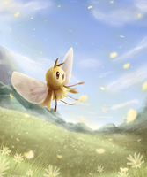 Ribombee by Cinnamon-Quails