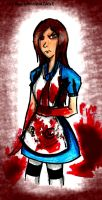 Alice Liddell by BlackMambaZANE
