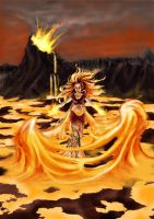 Fire Elemental by Relics