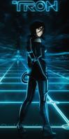 Bleach- Tron Rukia by rukiloveu