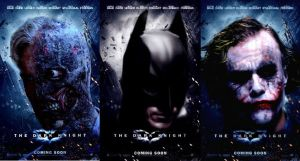 Character posters 2 collage by MessyPandas