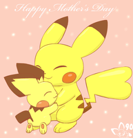 Mother's Day by pichu90