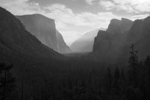 Yosemite by Michaelthien
