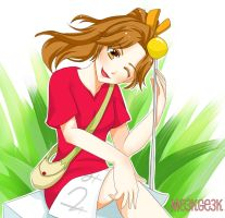 Arrietty Springtime by meekgeek