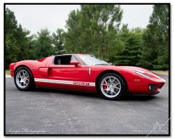 Ford GT by Beeej21