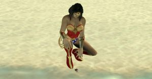 WonderWoman_Superman_3 by mynameisJunk