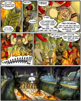 The Remnant: Brave New World 41 by RemnantComic