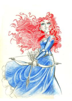 Merida by mistermoster