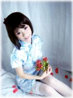 Chinese Doll 04 by reiling-lina