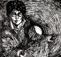 Harry Potter by ChoquerBaby