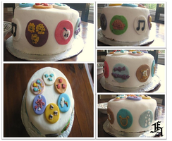 Cake Decorating is Magic! by fangirlasylum