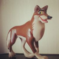 Balto KFC figure by CrocodileRawk